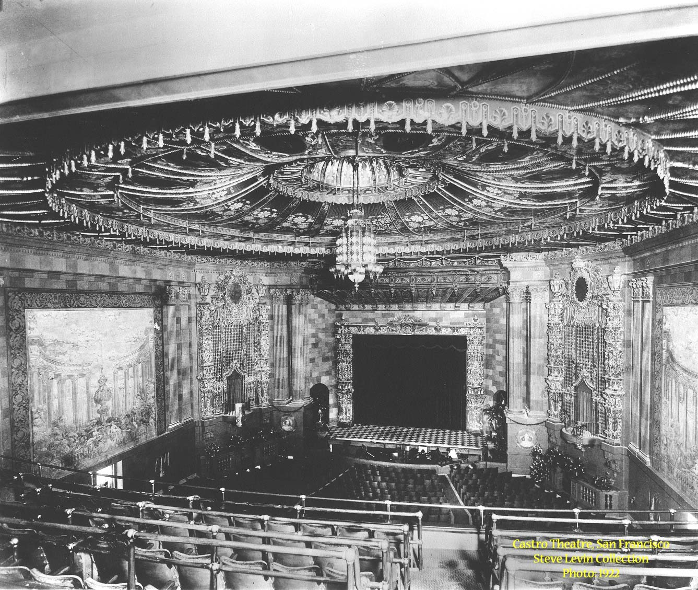 Castro Theater Chandelier