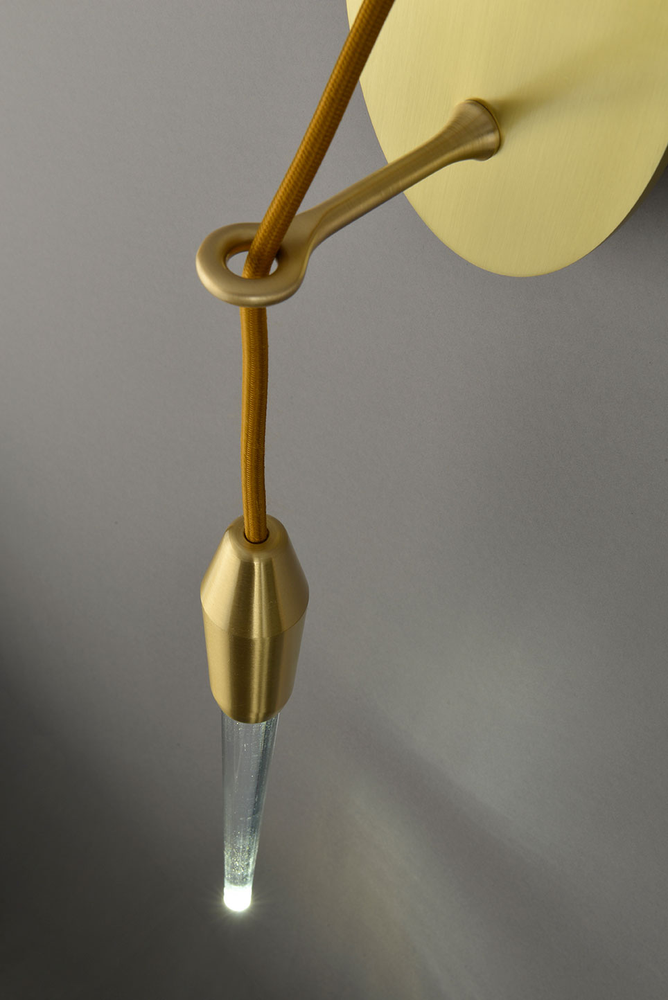 Icicle Drop Sconce Boyd Lighting