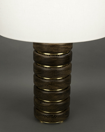 Abacus Table Lamp by Boyd Lighting