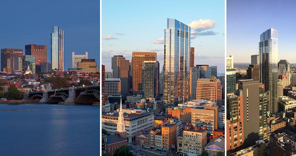 Millennium Tower Boston -