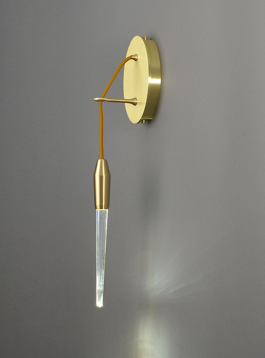 Icicle Drop Sconce by Boyd Lighting