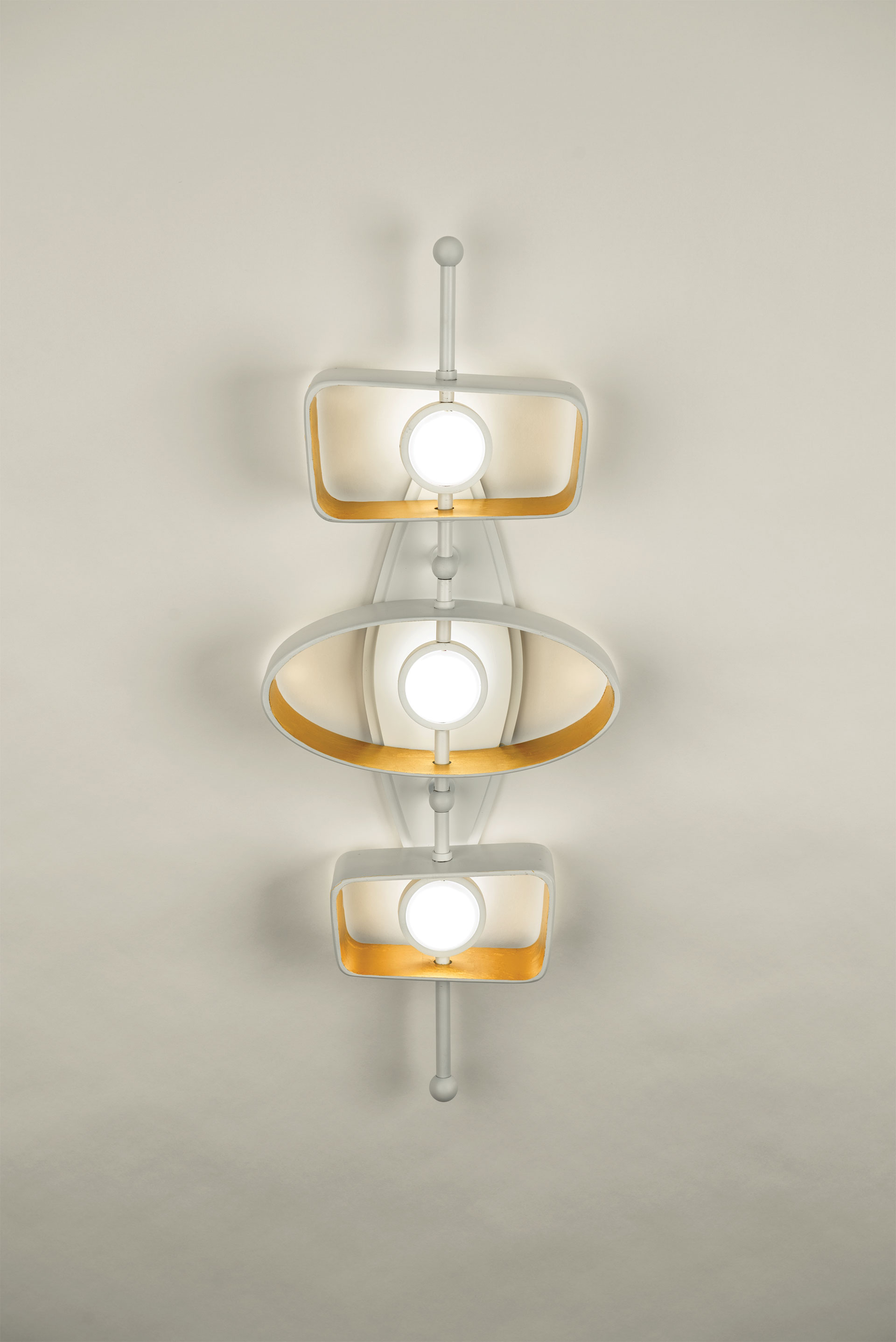 Boyd Lighting_Totem Triple Sconce