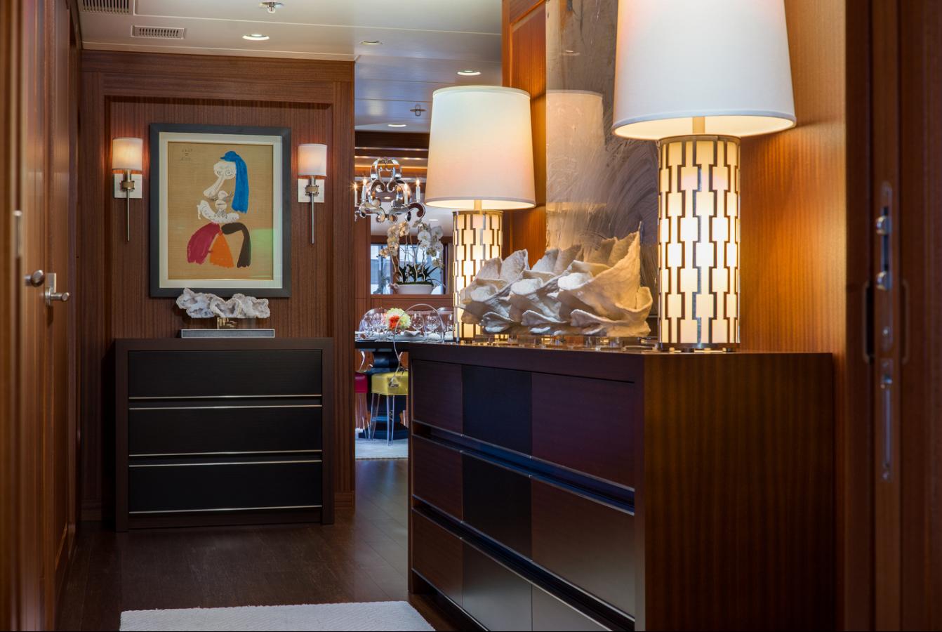 Kyoto Table Lamp_Topanga I ADA Sconce_Boyd Lighting_Varo Interior Design_Cavan Hadley