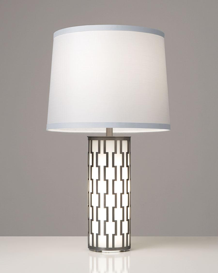 Kyoto Table Lamp - Designed by Deirdre Jordan.