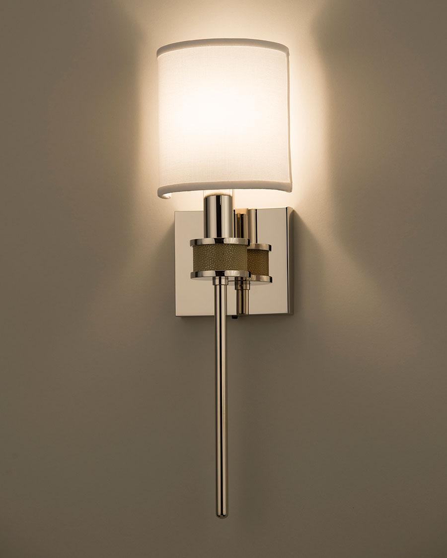 Topanga I ADA Sconce - Designed by Jamie Drake.