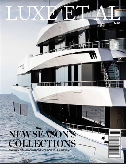 Luxe et al cover_April 2018