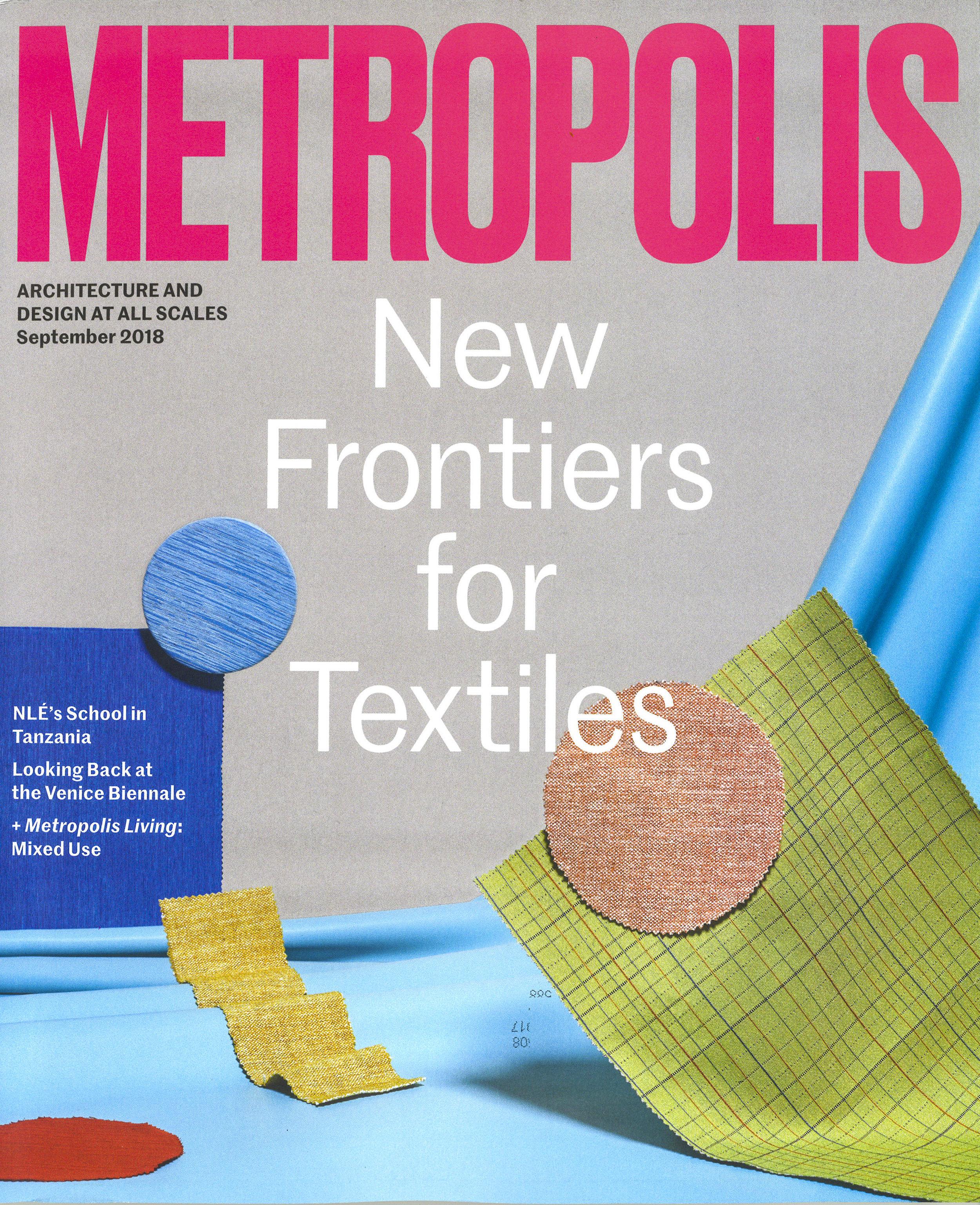 Metropolis Magazine_Hoopla Pendant_Boyd Lighting