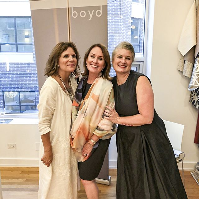 Fun times with fun ladies in Chicago representing Boyd and a few other lines.