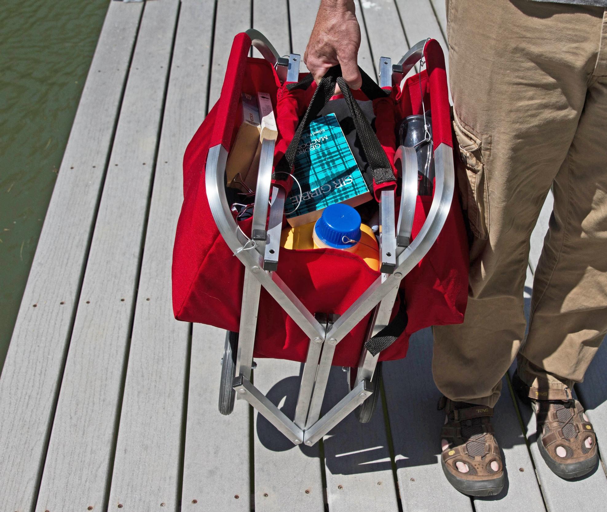 City Companion - Pack It Full - Climb Onboard