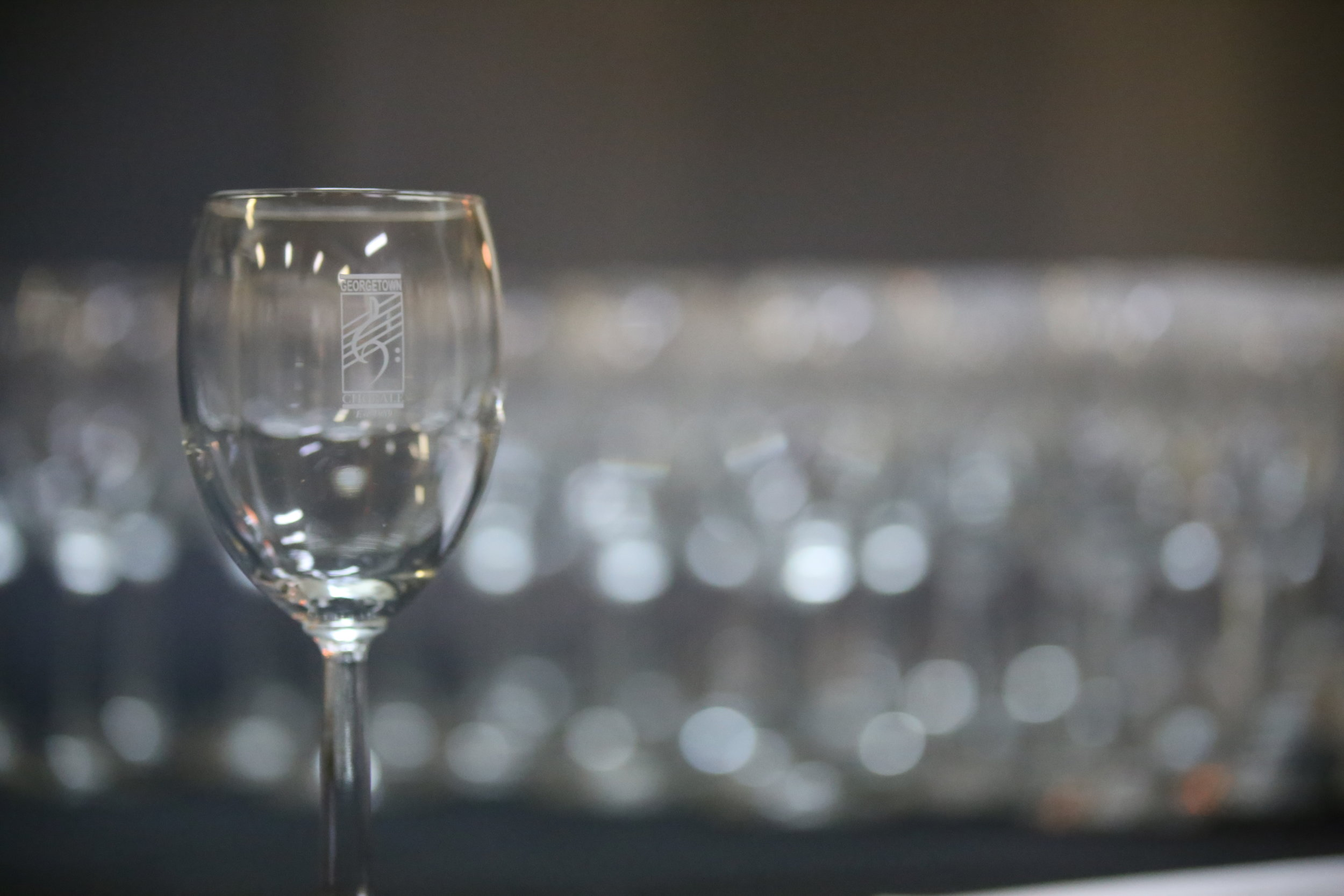 Wines selected to pair beautifully with food selections.