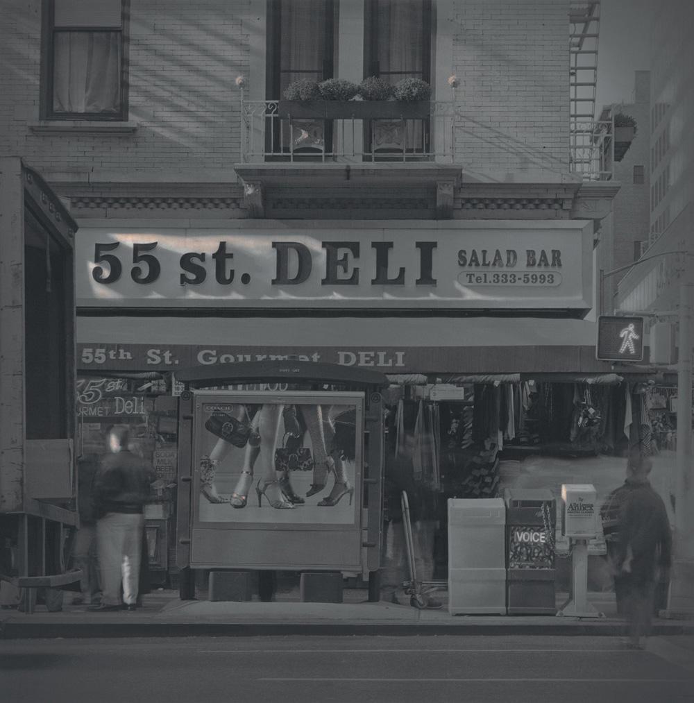 55th Street Deli, 2004