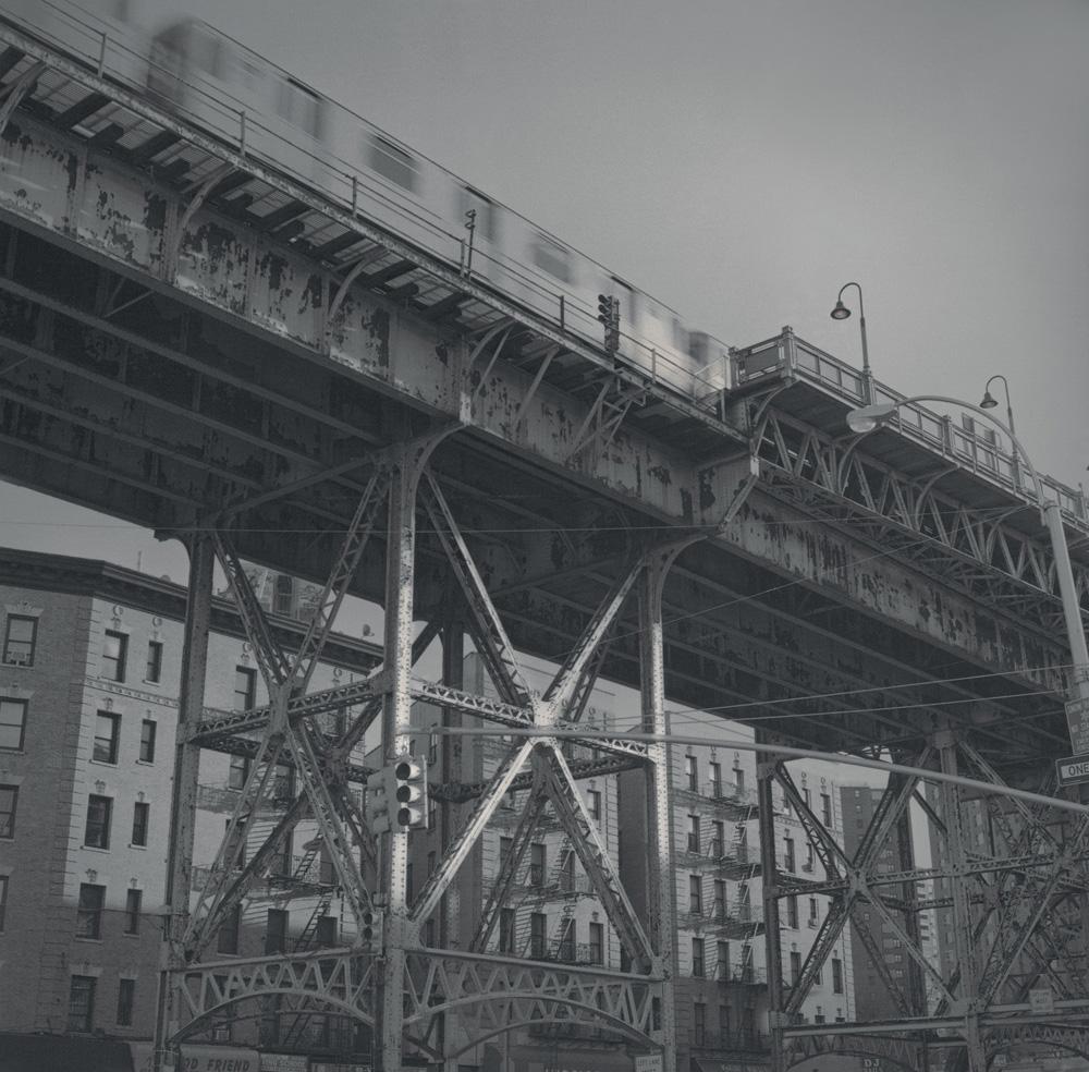 125th Street subway, 2008