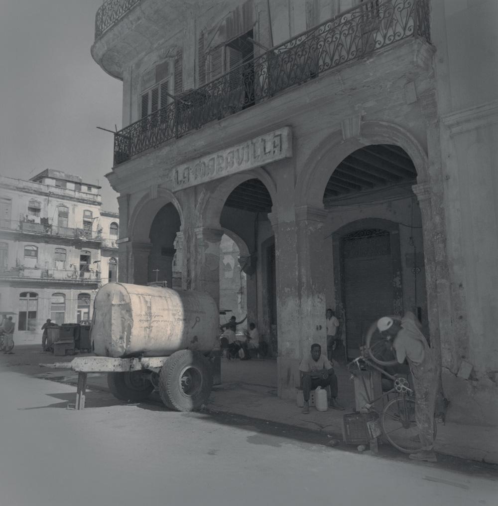 Water tank, 2003