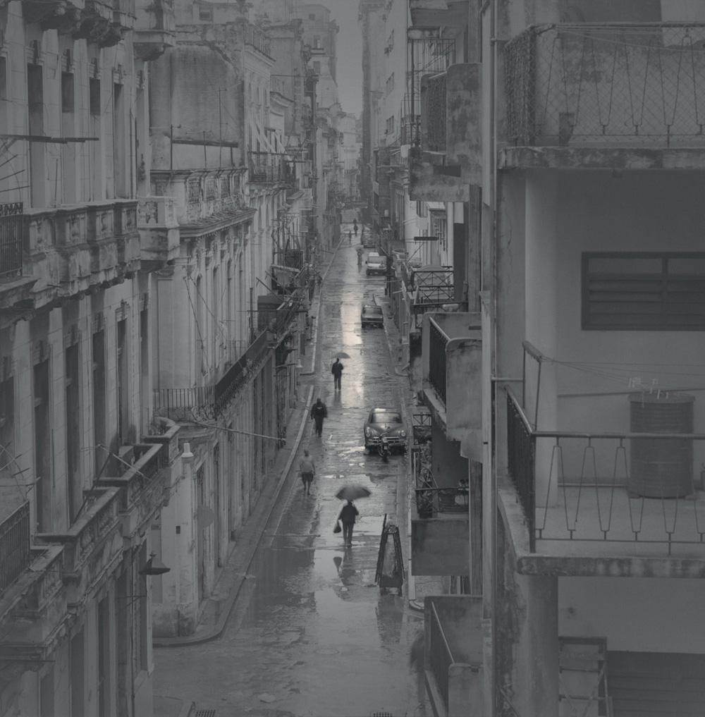 Rainy day, 2006
