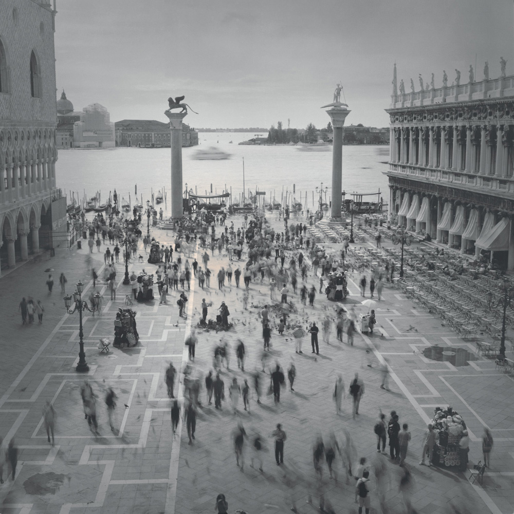 Piazzetta San Marco, 2001
