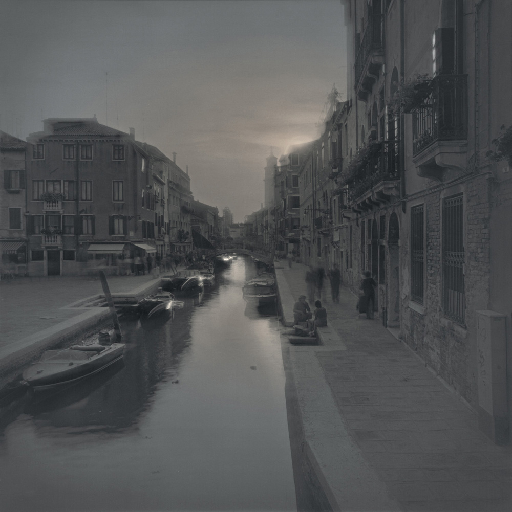 Sunset at San Barnaba, 2004