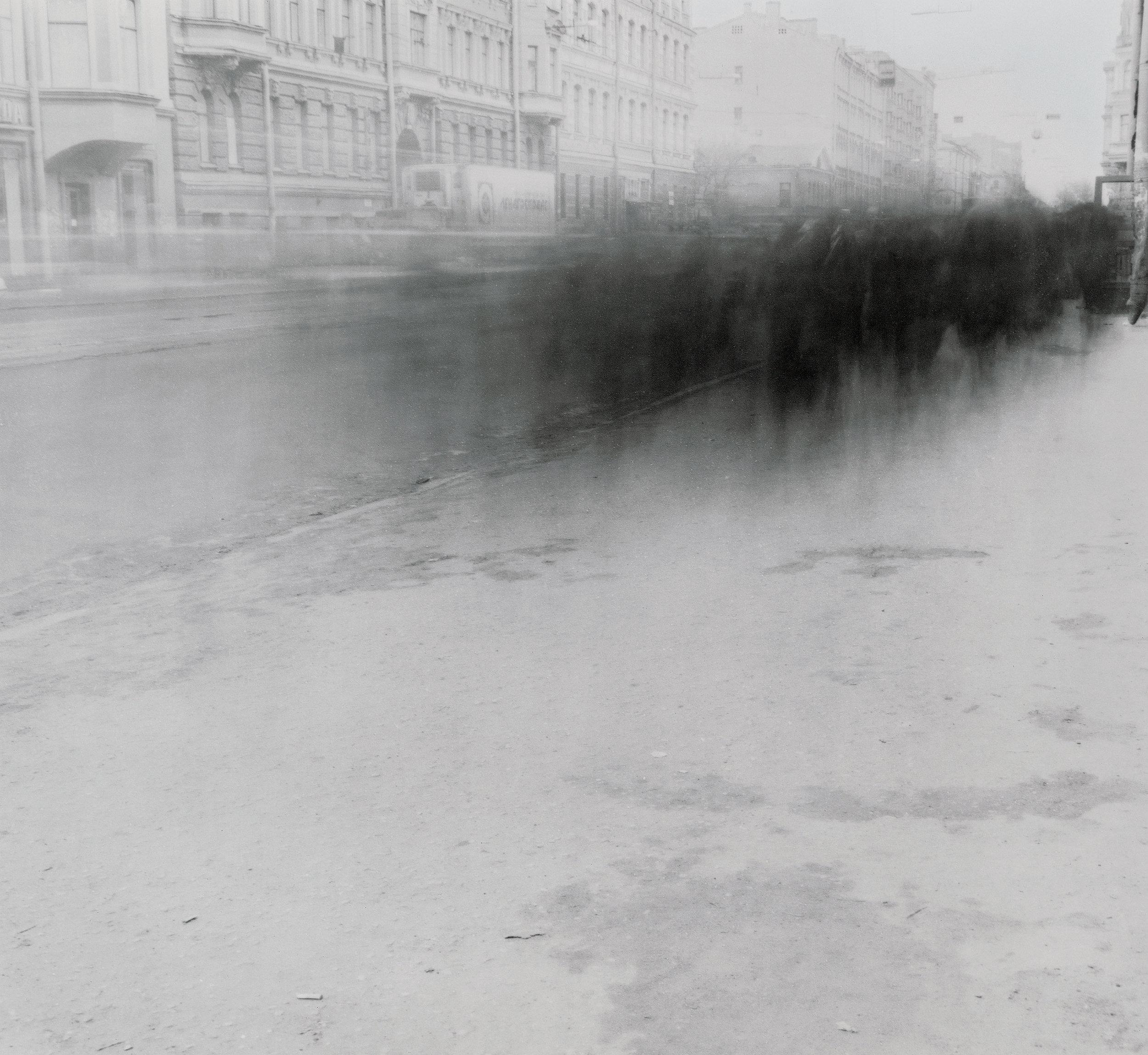 Sredniy Prospekt, 1992 (Crowd 3)