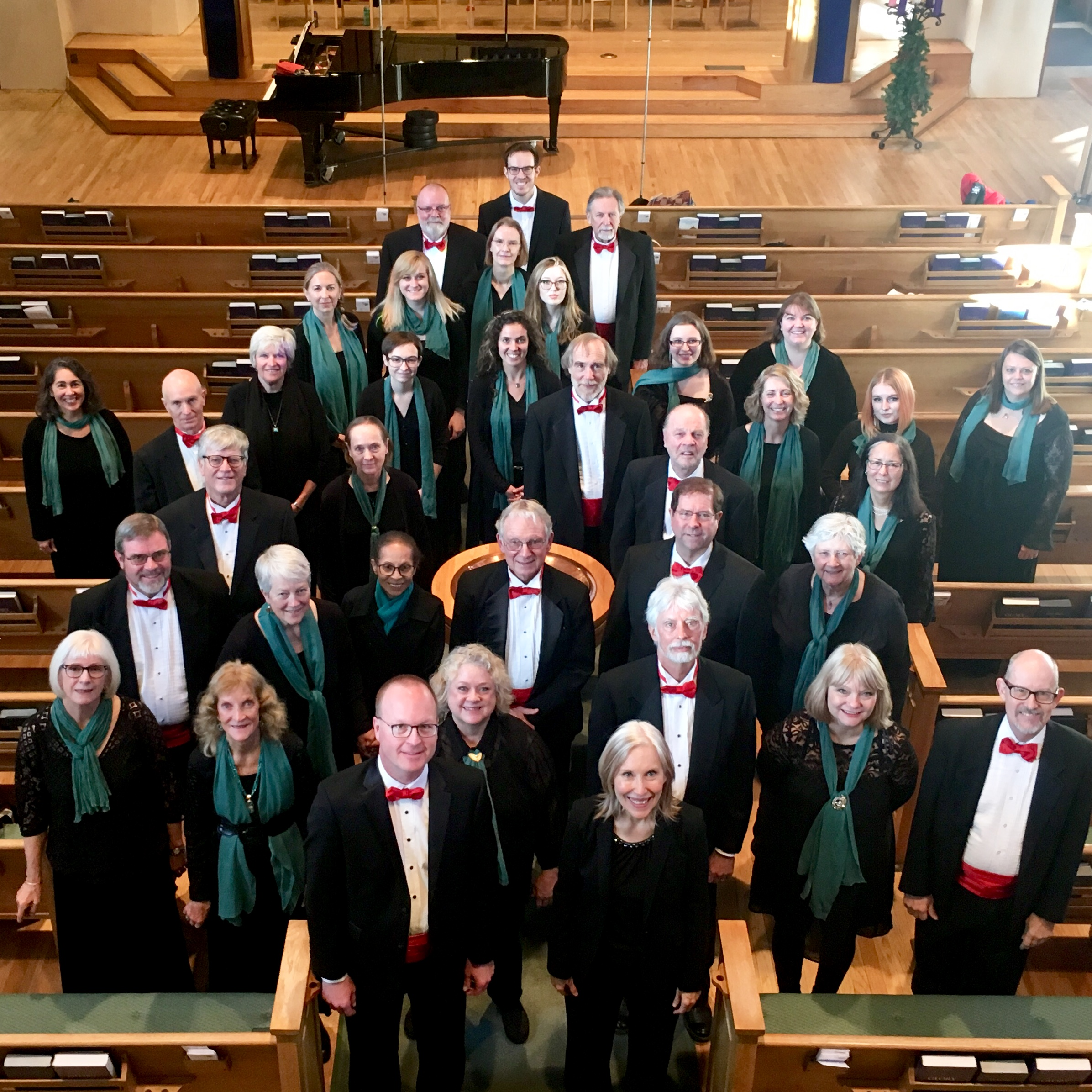Since 1978, the Sangre de Cristo Chorale has been performing for audiences across New Mexico. Click here to learn more about our organization.
