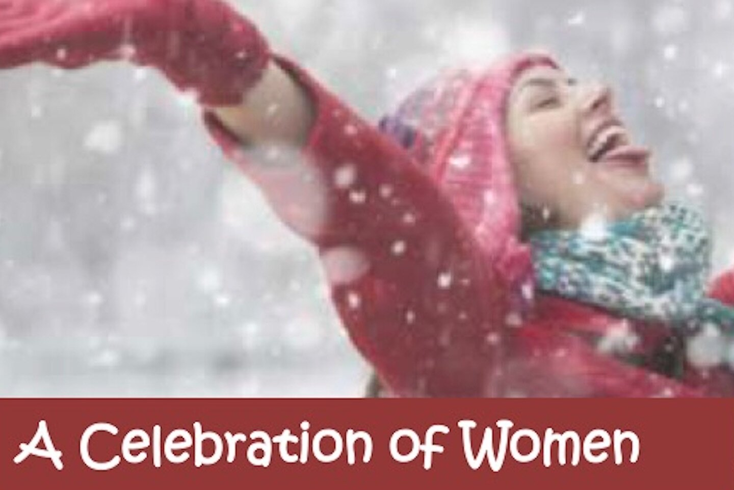 A Celebration of Women - December 6, 7:00 PM, Los AlamosSaturday, December 7, 4:00 PM, Santa Fe