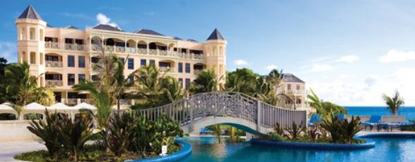 Barbados's Crane Resort