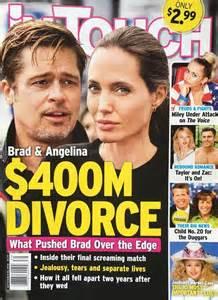 False headline fans fears of bad divorce.