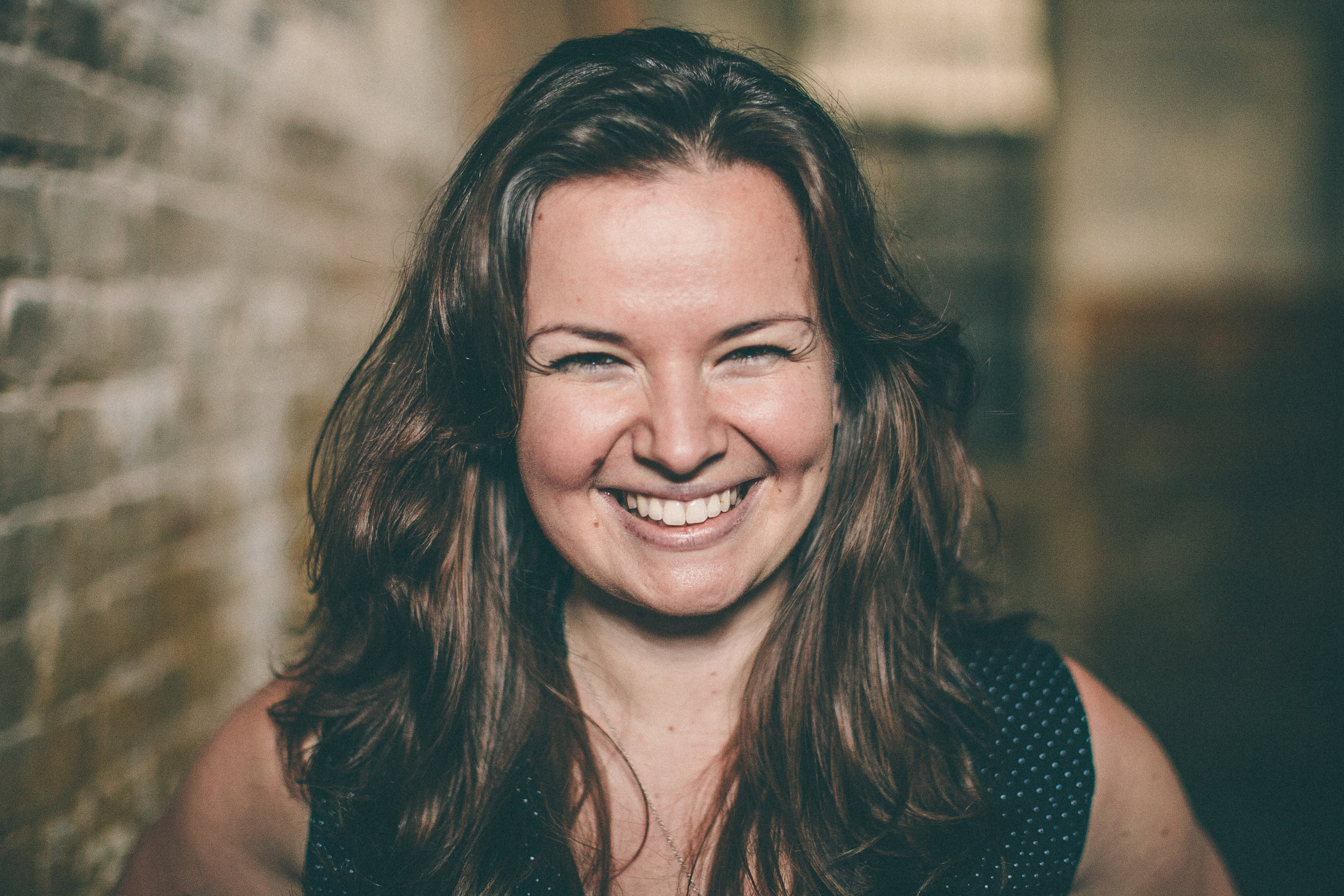 Book author Adina Grigore. #glowing