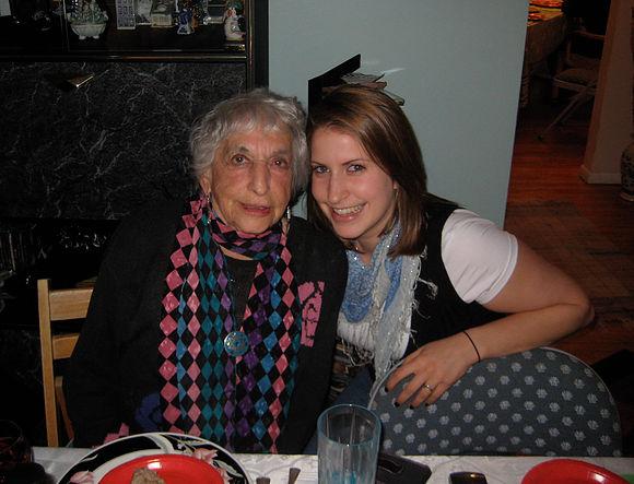 Hana & Rachael / 2009