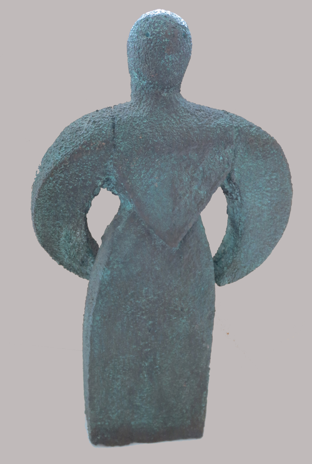 Woman (with Arms Curved), 1991