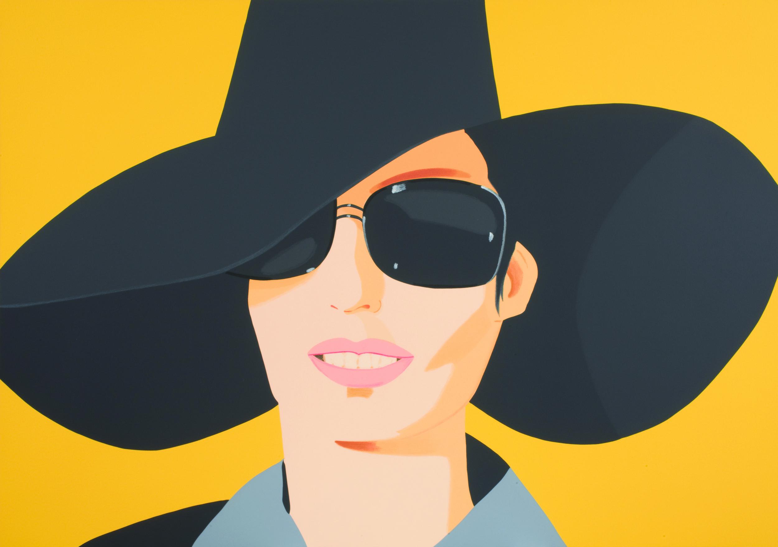 Vivien in Black Hat, 2010
