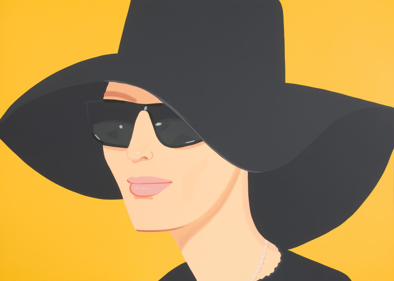 Ulla in Black Hat, 2010