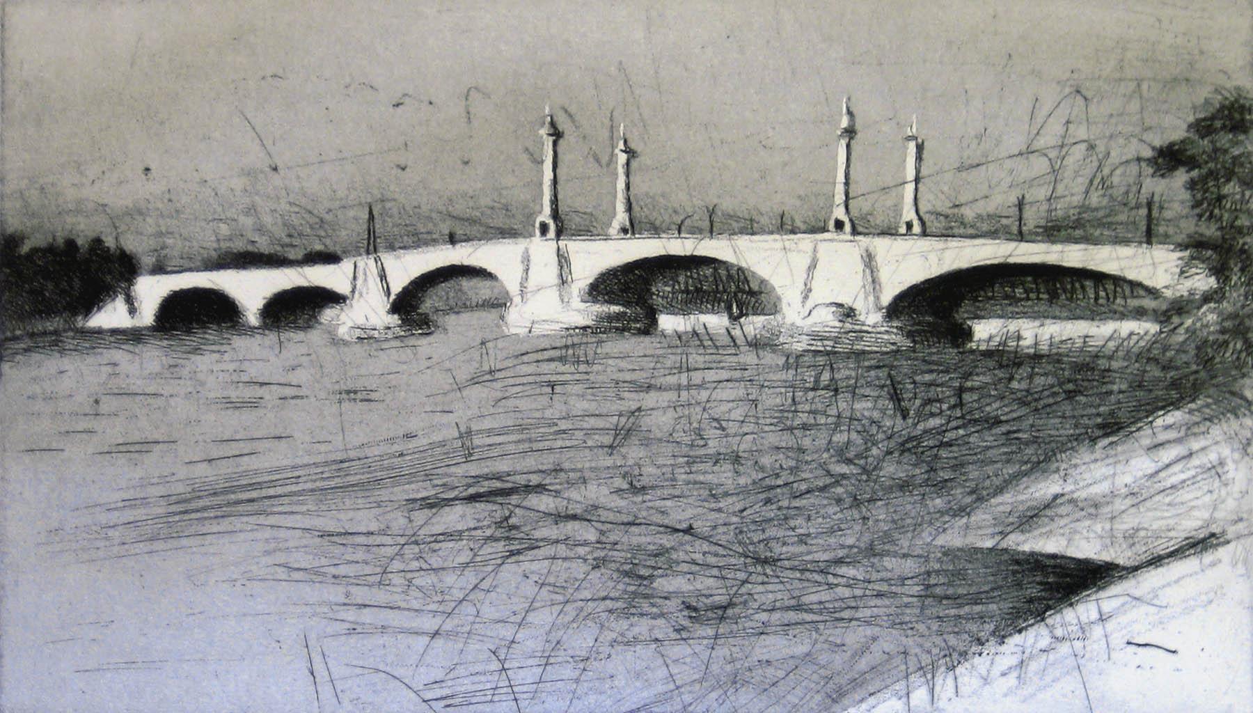 Springfield Memorial Bridge, 1982