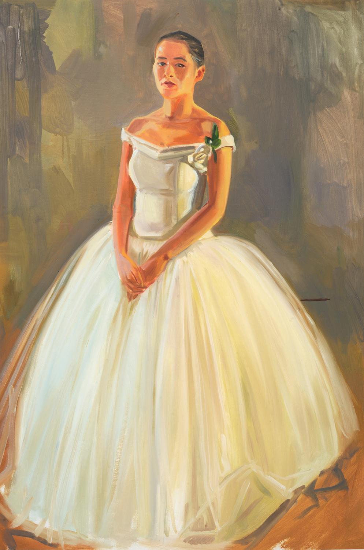 Vera Wang Wedding Gown (Liana), 2005