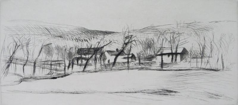 Small Flood Plain Farm