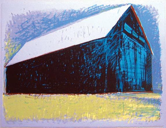 Kentucky Barn III