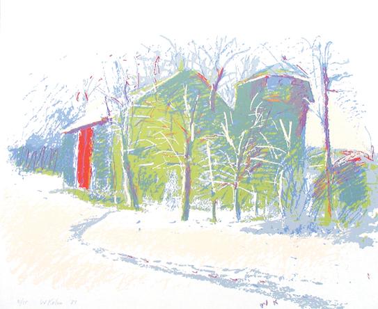 Hundred Mile Barn
