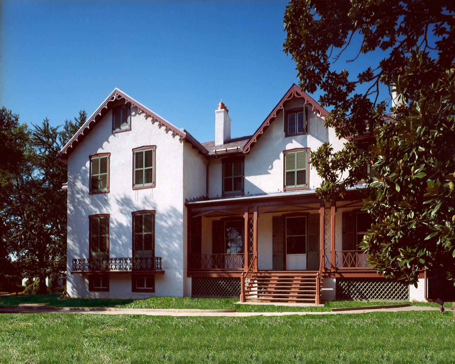 President Lincoln & Soldier's Home