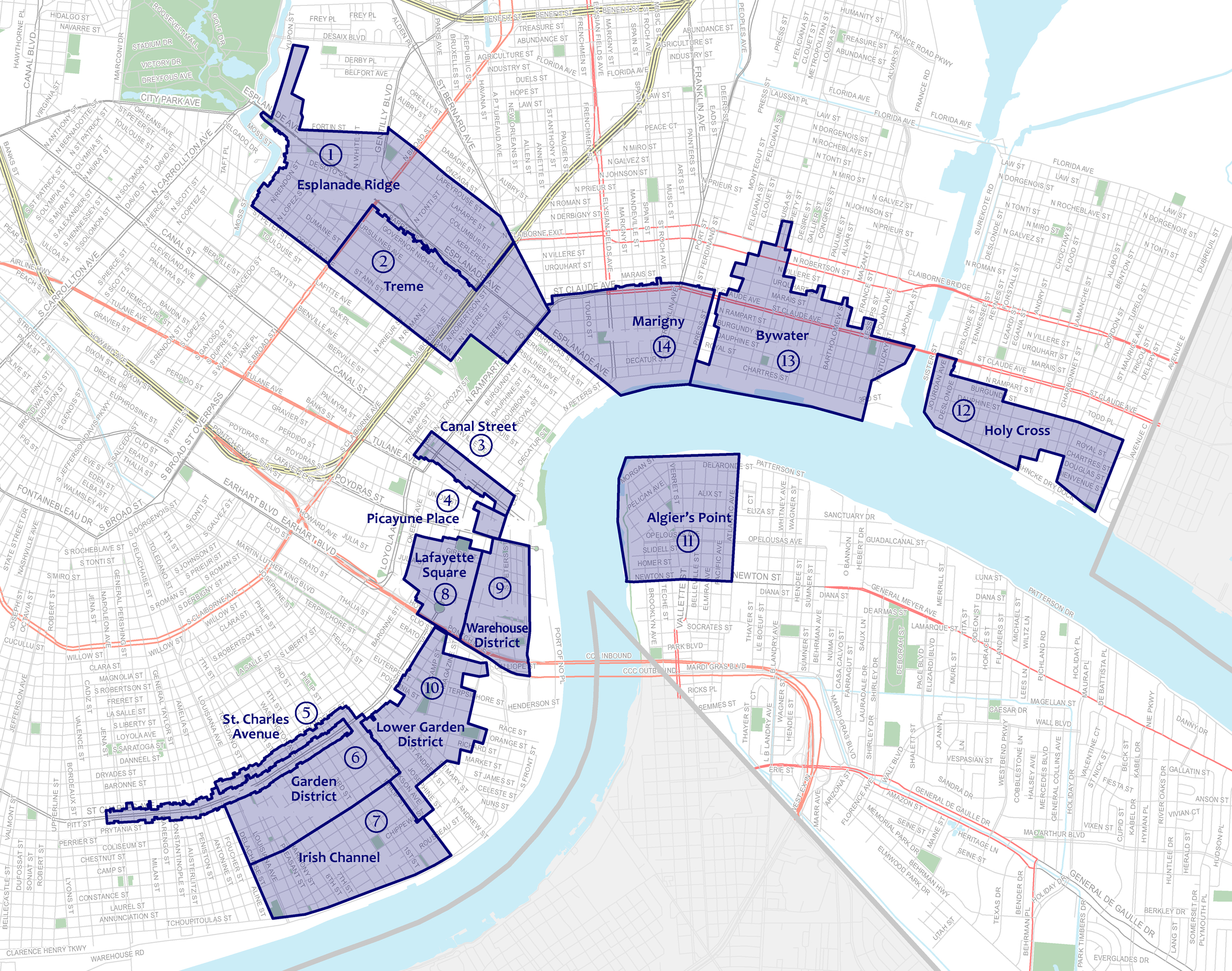 New Orleans Design Guidelines
