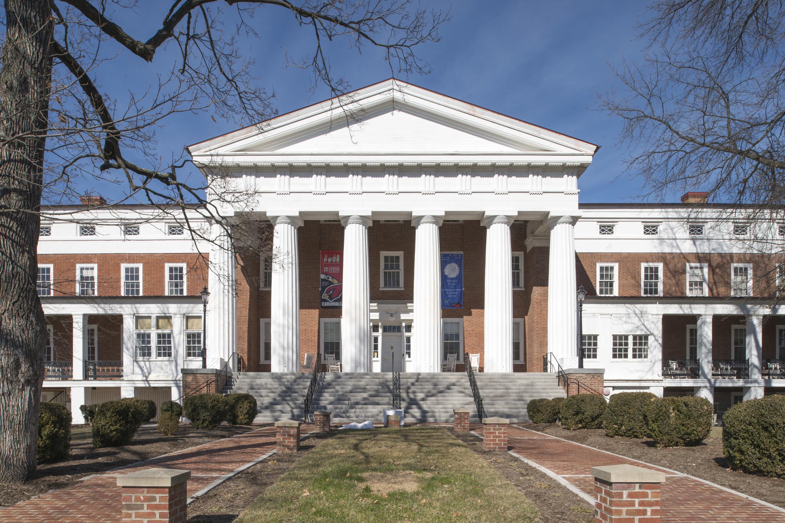 Virginia School for the Deaf & Blind