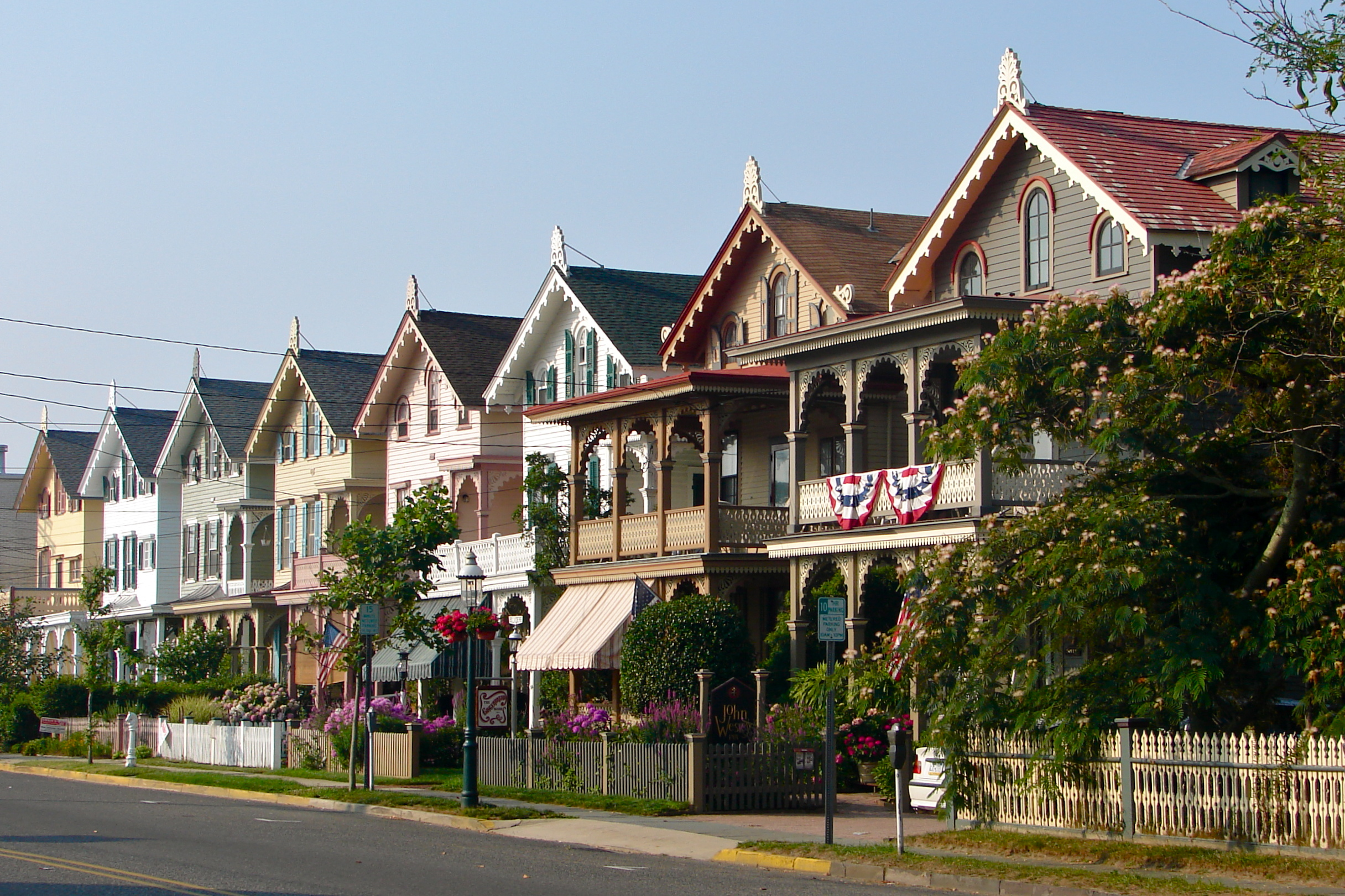 Cape May, New Jersey, Historic Resource Survey