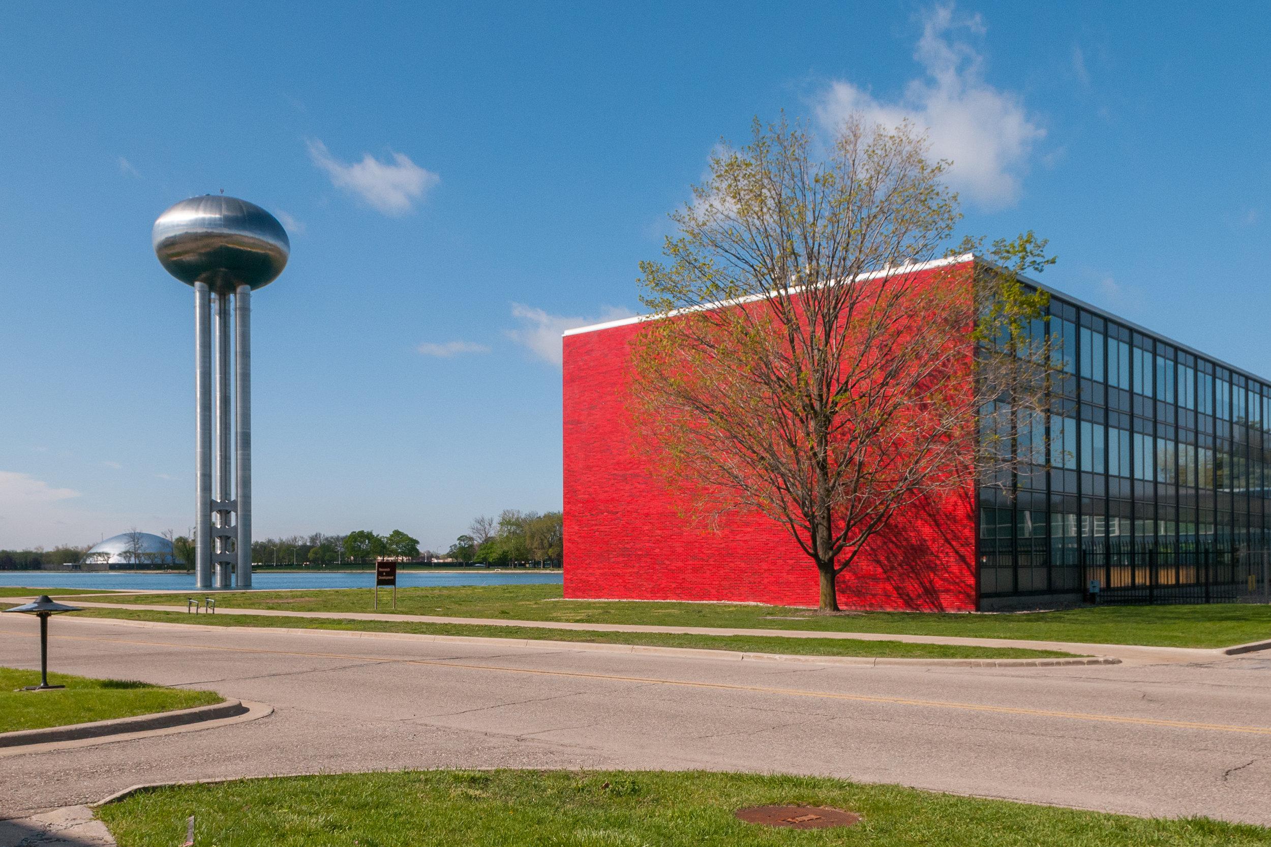 General Motors Technical Center National Historic Landmark Nomination