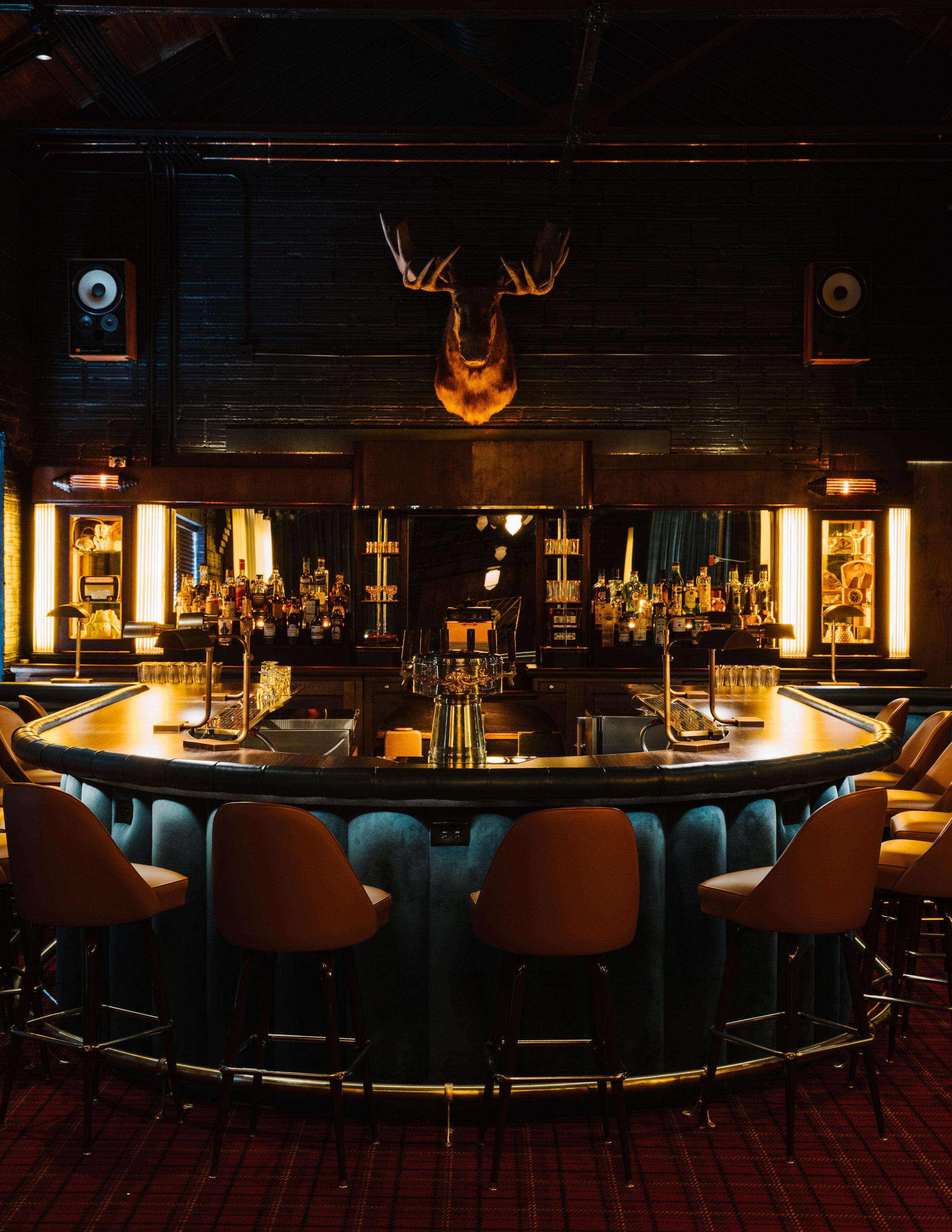 Golden Eagle, designed by Elizabeth Ingram.Photo: Andrew Thomas Lee