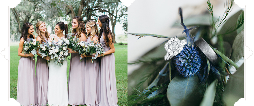 Tampa Outdoor Wedding