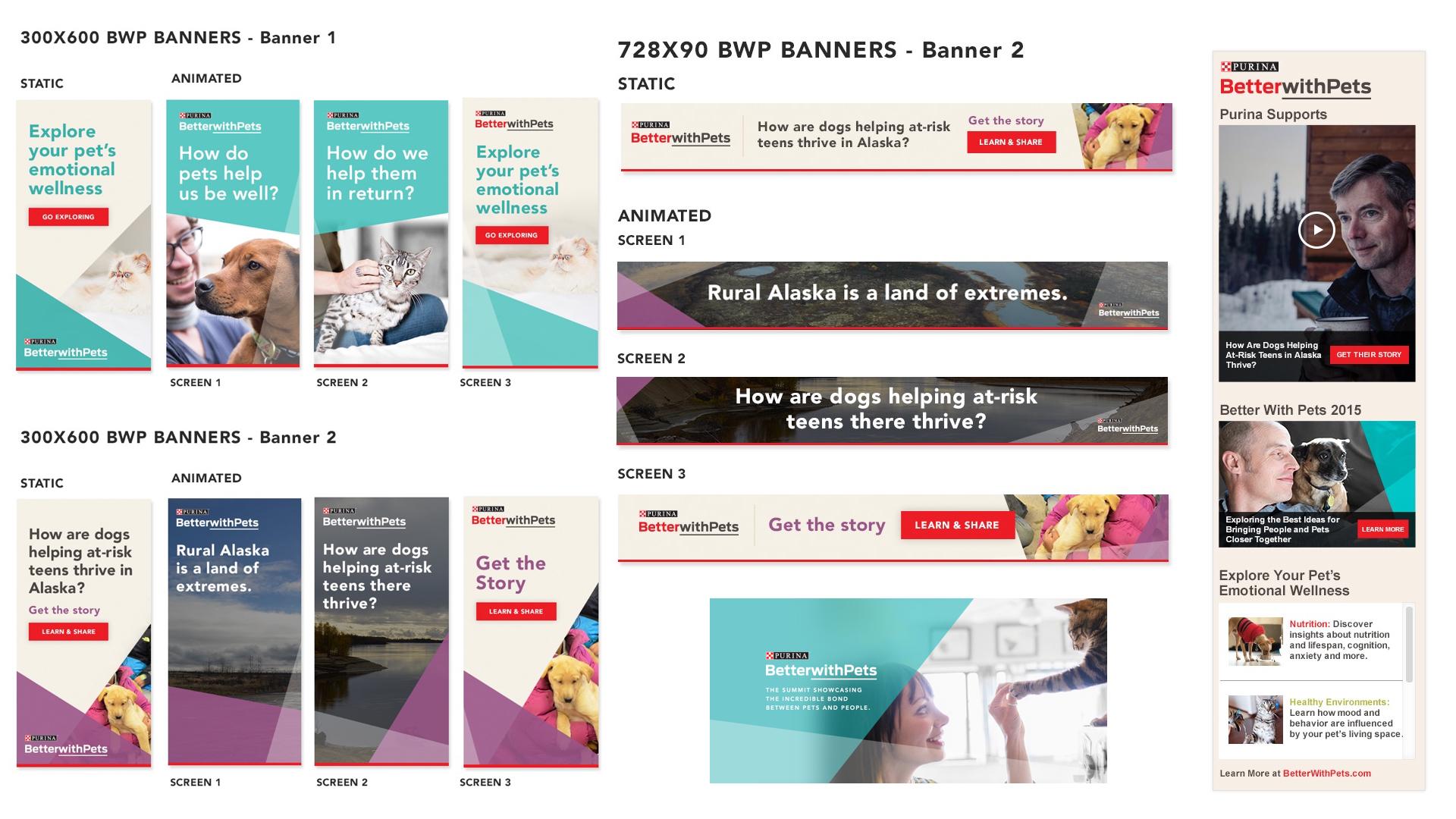 Assorted Digital Promotion.