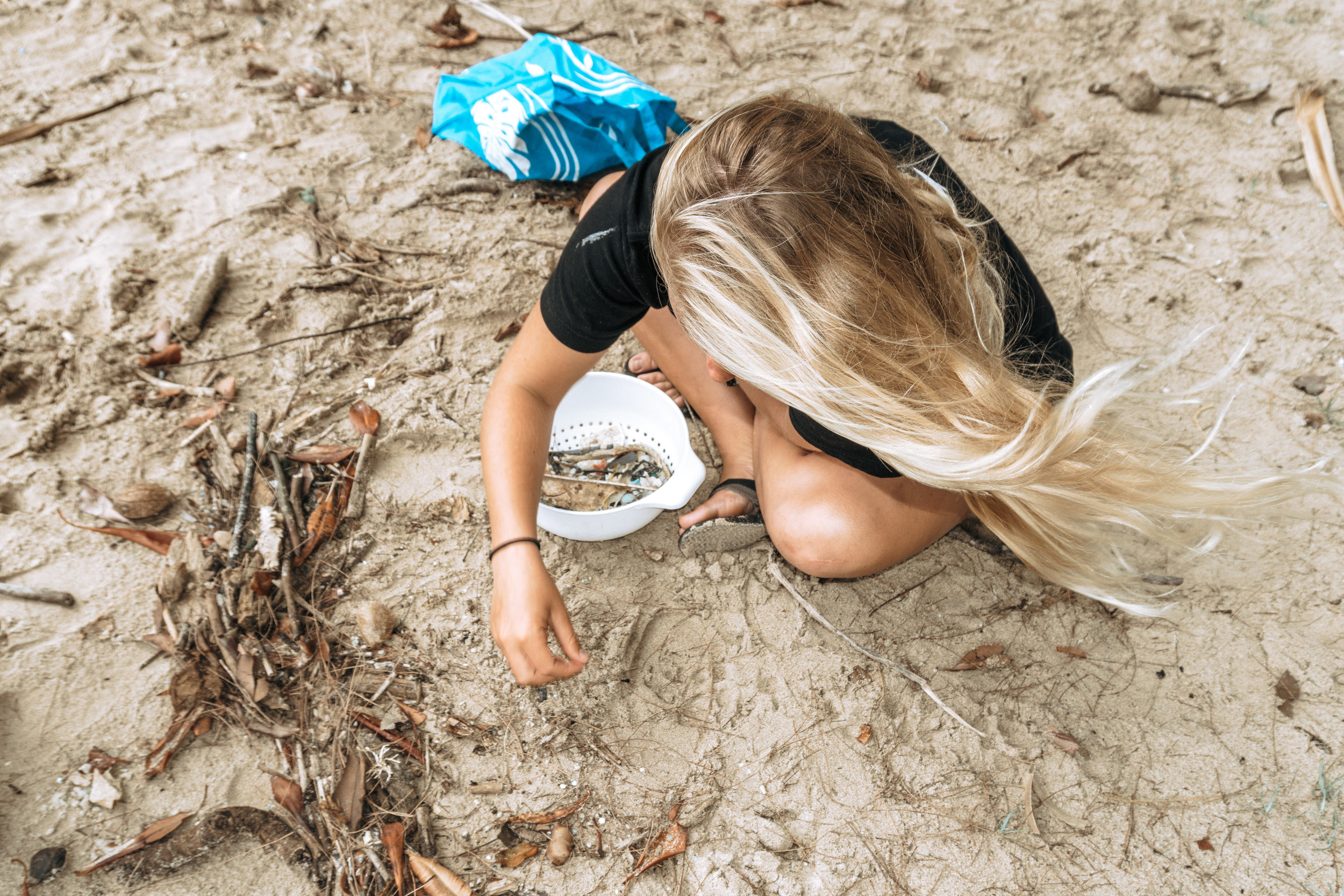 Saturday, May 11th - Reef and Beach Cleanup - Kahala Beach Park 9am - 12pm