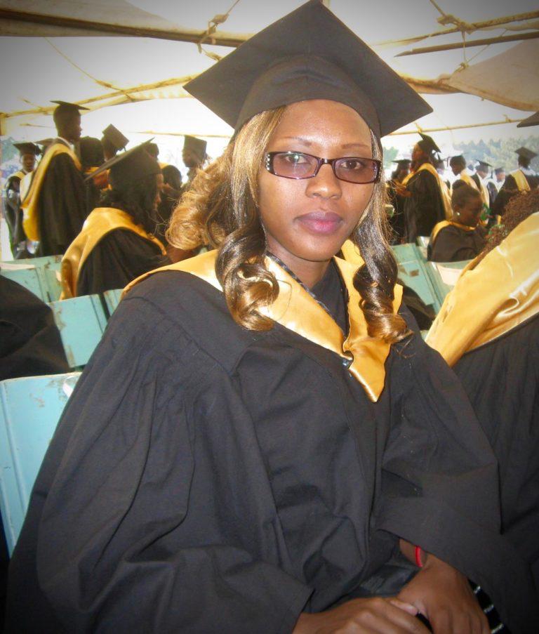 Jecinta's Graduation