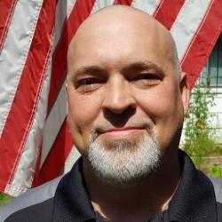 Adam adams, US Army Veteran