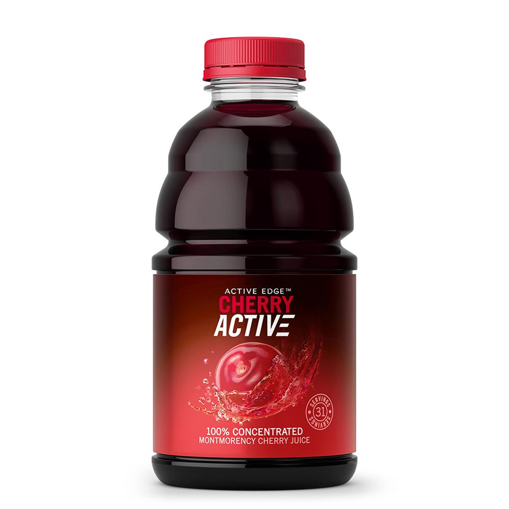 CHERRY ACTIVE - Cherry extract has been proven to help reduce the severity and length of delayed onset muscle soreness. High in antioxiidants it can help you avoid that