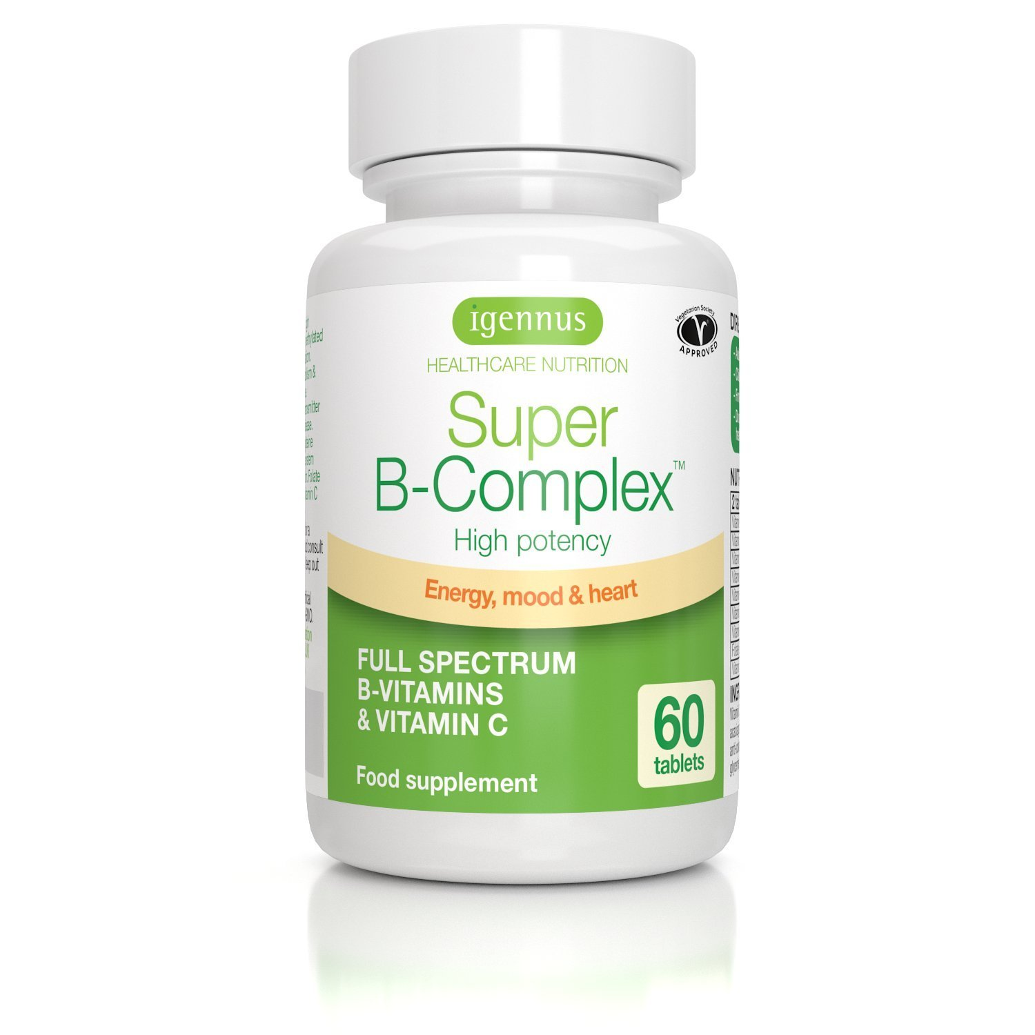 B VITAMIN - We have done hundreds of blood tests on athletes and the general population and b vitamins almost always show up in some form of deficiency.They are involved in so many metabolic processes and are co factors in energy production pathways. For optimal energy production a good quality b vitamin (one with the active forms of the nutrients) is essential.Take with food daily