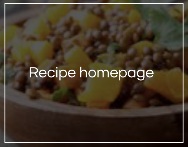 Recipe home page - The place for all our recipes.
