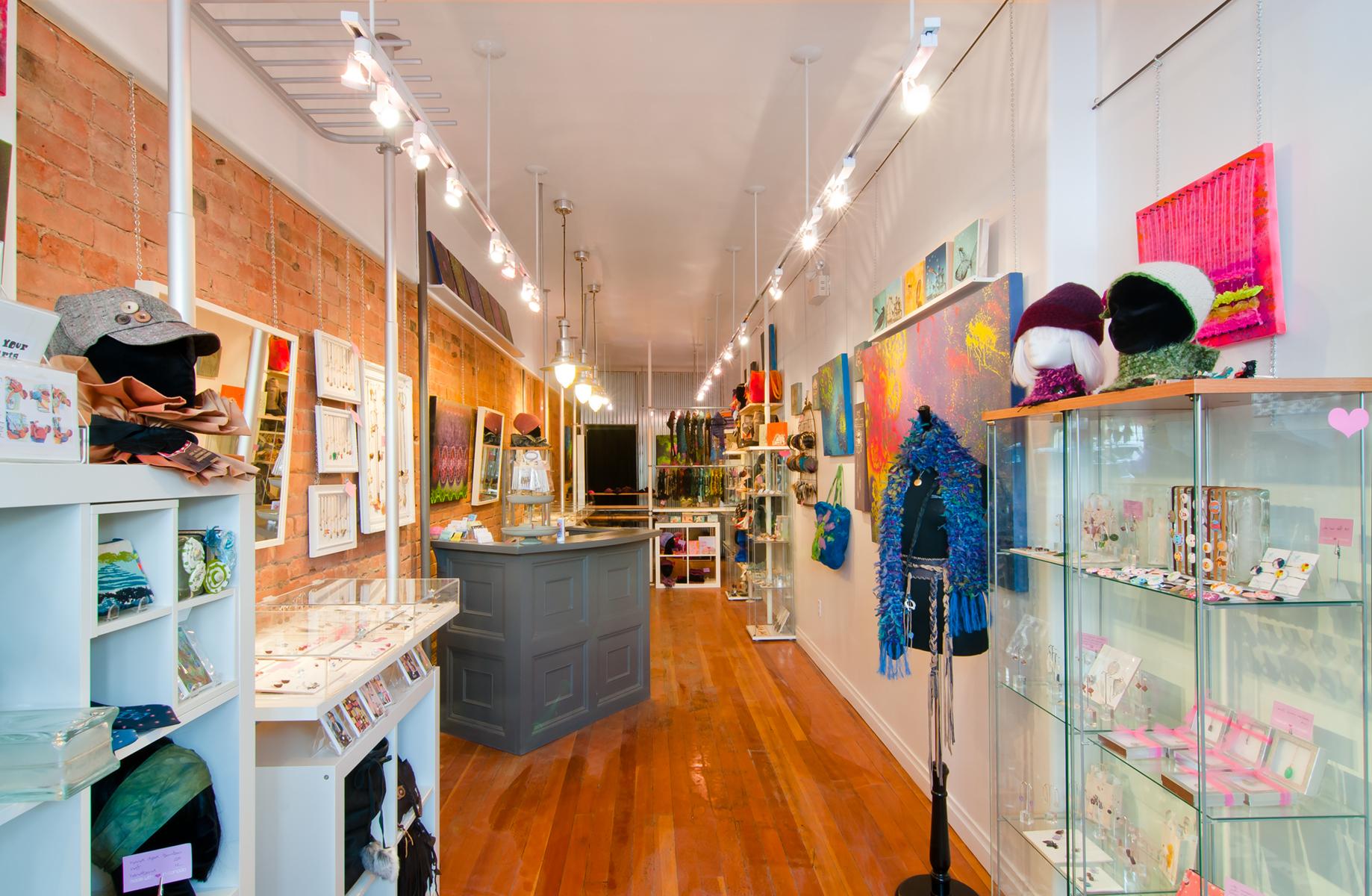 original shop ( Nelson, BC)